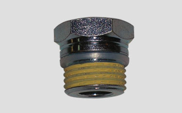 GIBSAN 00107 Болт адаптор шланга гидравлики FORD TRANSIT T12/T15/TURBO