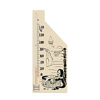 Термометр для бани и сауны (исп.5), фото 1