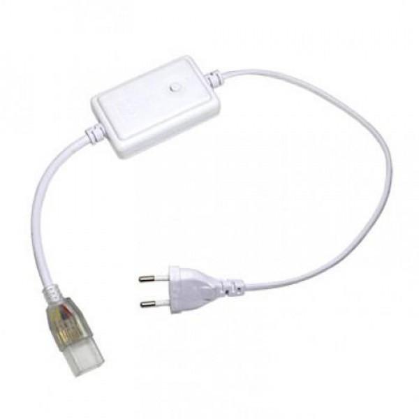 Контроллер для светодиодной ленты Biom 220В RGB Micro