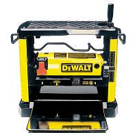 Станок рейсмусный DeWALT, 1800Вт., 0-2 мм, 10000 об/мин, вес 33,6 кг.