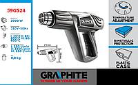 Термофен 2000 Вт, GRAPHITE 59G524.