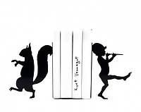 Хороший держатель для книг Эльф белка Вдохновлённые иллюстрацией из детской книжки Код: КГ4632