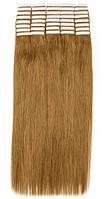 Волосы на лентах 50 см. Цвет #08 Русый, фото 1