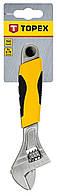 Ключ разводной Topex 35D123, фото 1