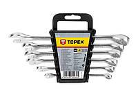 Ключи комбинированные Topex 35D756