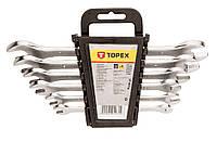 Ключи рожковый двухсторонний Topex 35D655