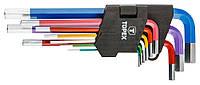 Ключи шестигранные Topex 35D966