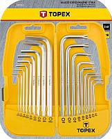Шестигранные ключи и Torx Topex 35D953, фото 1