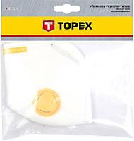 Противопылевые респираторы Topex 82S132