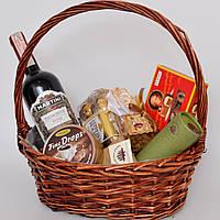 Подарочный набор вино мартини и шоколад (женщине, учителю, врачу, директору). Оригинальный подарок.