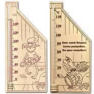 Спиртовые термометры для бани