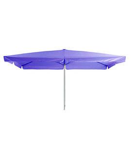 Зонт торговый, квадратный, 3х3 м