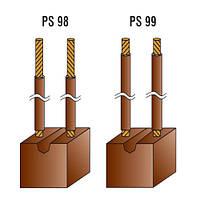 MEGA PSX 98-99 Угольные щетки 4 шт. 12 V 10X18X14 mm PEUGEOT/RENAULT/PEUGEOT 0