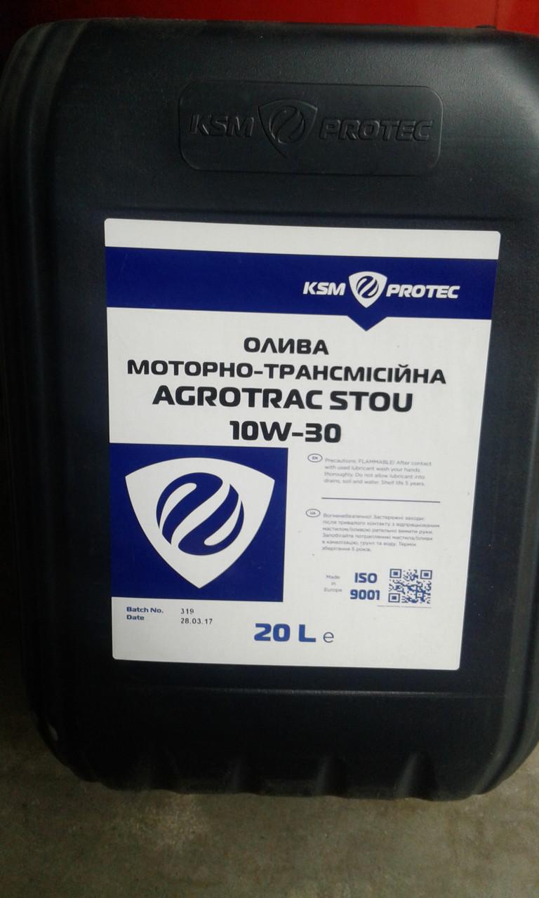 Protec Agrotrac STOU 10W-30 (20l)