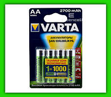 Аккумулятор Varta HR6 AA Ni-MH 2700 mAh