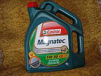 Моторное масло синтетика Castrol Magnate  C3 5w-30