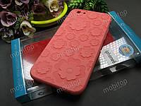 Полимерный TPU чехол Cocose iPhone 6 / 6s (розовый), фото 1