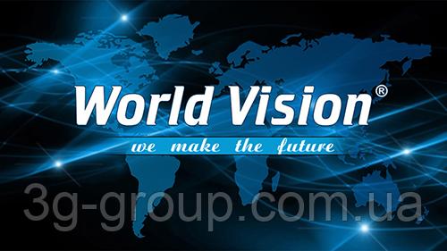 Нове тестове програмне забезпечення для World Vision T62A, T62D, T62M.
