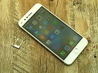 """Nova phone N7 new 5.5"""" - реплика iPhone 7Plus, серебро"""
