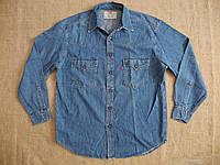 Рубашка джинсовая Levis р. L ( USA ) НОВОЕ