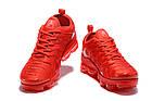 """Мужские кроссовки Nike Air VaporMax Plus """"Red"""" (в стиле Найк Вапормакс Плюс) красные, фото 3"""