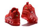 """Мужские кроссовки Nike Air VaporMax Plus """"Red"""" (в стиле Найк Вапормакс Плюс) красные, фото 5"""