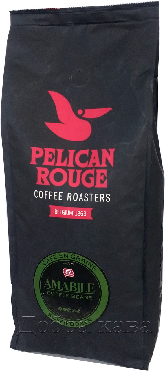 Кофе в зернах Pelican Rouge Amabile UTZ (100% Арабика) 1 кг
