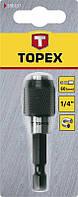 Зажим для наконечников Topex 39D337