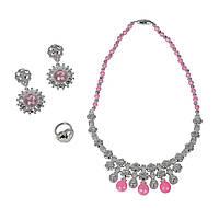 Набор игрушечных украшений для девочки с розовыми камушками, Sl Girls, Simba