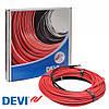 Нагревательный кабель DEVIflex 18T, мощность 980В, (7,5 м.кв.)