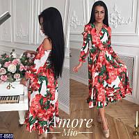 Платье T-8989 (S, M)