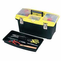 Ящик инструментальный 48 см и 3 касетницы STANLEY 1-92-906