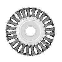 Щетка кольцевая 180х22,2мм INTERTOOL BT-7180 (BT-7180)