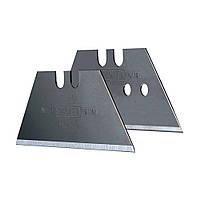 Лезвие ножа для отделочных работ  5шт STANLEY 0-11-911 (0-11-911)