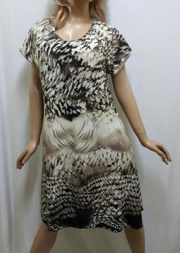 Туника женская,платье большого размера микро-масло, от 52 до 58 р-ра,  Харьков