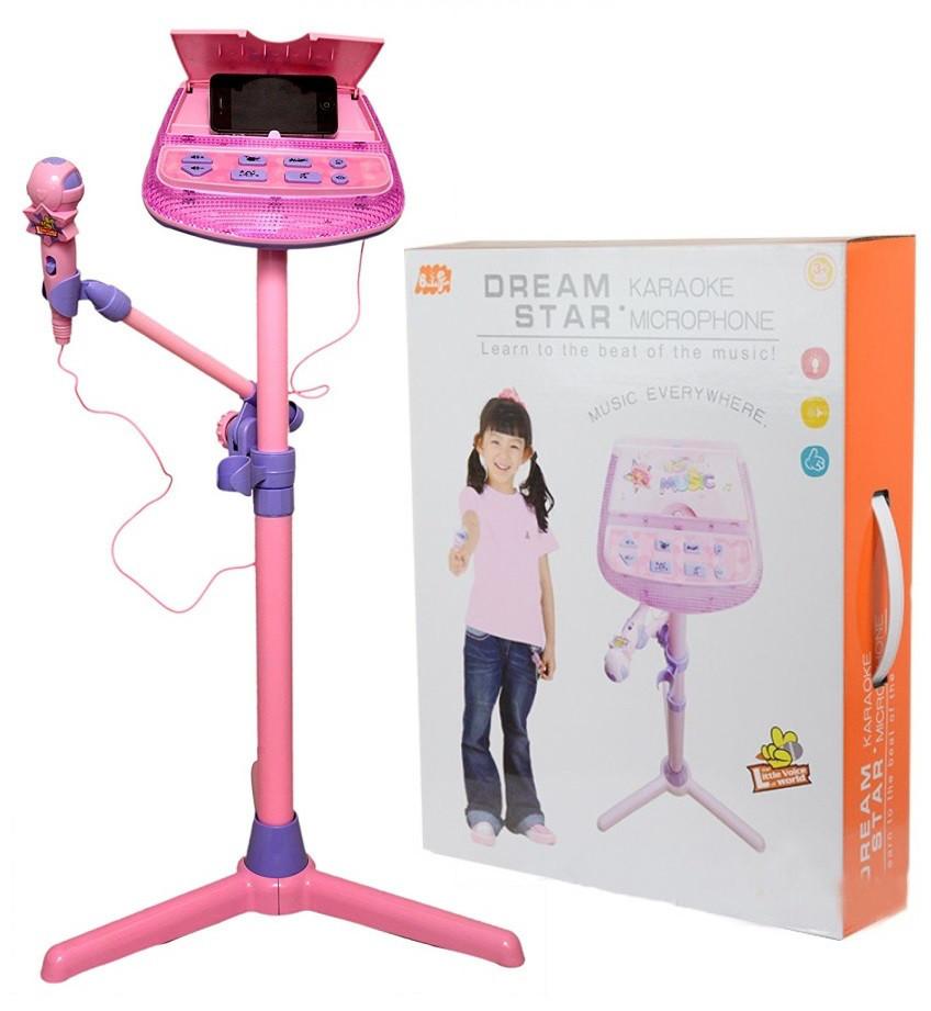 Караоке микрофон dream star