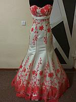 Платье вечернее восьмиклинка