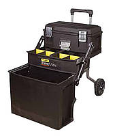Ящик пластмассовый с колесами 55 * 73 * 41 STANLEY 1-94-210 (1-94-210)