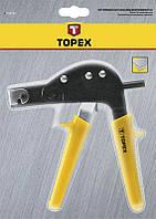 Заклепочник для распорных дюбелей Topex 43E791
