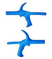 Рукоятка пистолетная рапирная Blue Gauntlet