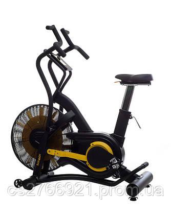 402007 ReNegaDe | Велотренажер Air Bike Pro профессиональный, фото 2