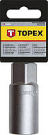 Головка сменная свечная Topex 38D765