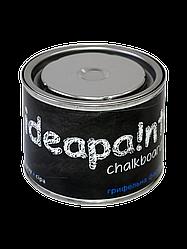 Грифельная краска Ideapaint черная или серая 0.5л