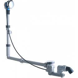 Geberit Слив-перелив удлиненный с подводом воды через перелив, с поворотной ручкой и крышкой сливного отверстия