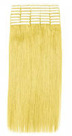 Волосы на лентах 50 см. Цвет #613 Блонд, фото 1