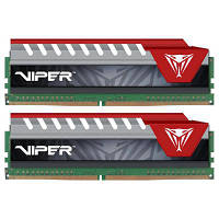 Модуль памяти для компьютера DDR4 32GB (2x16GB) 2400 MHz Original V ELITE KIT BLK/RED Patriot (PVE432G240C5KRD