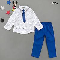 Нарядный костюм для мальчика. 2, 3 года, фото 1
