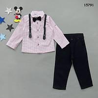 Нарядний костюм для хлопчика. 2 роки