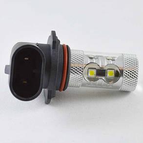 Светодиодная лампа SLP LED в противотуманные фонари с цоколем HB4 (9006) Osram 36W 9-30V 950lm Белый, фото 2