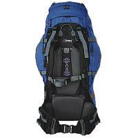 Рюкзак туристичний Terra Incognita Vertex 80 blue / gray для пішого та гірського туризму, для екстре